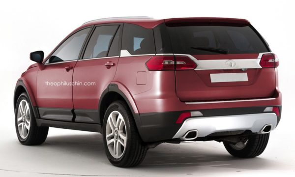 Upcoming tata land rover suv based on discovery sport gets for Tata motors range rover