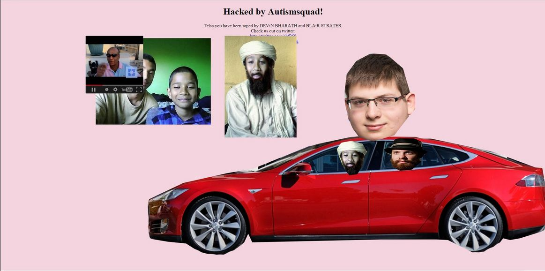 Tesla website and Elon Musk Twitter handle hacked over the