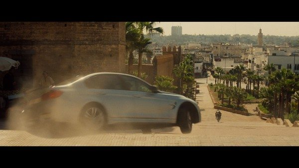 The BMW M3 in Mission_ Impossible_Rogue Nation