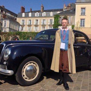 Tintin Rally at Le Mans (12)