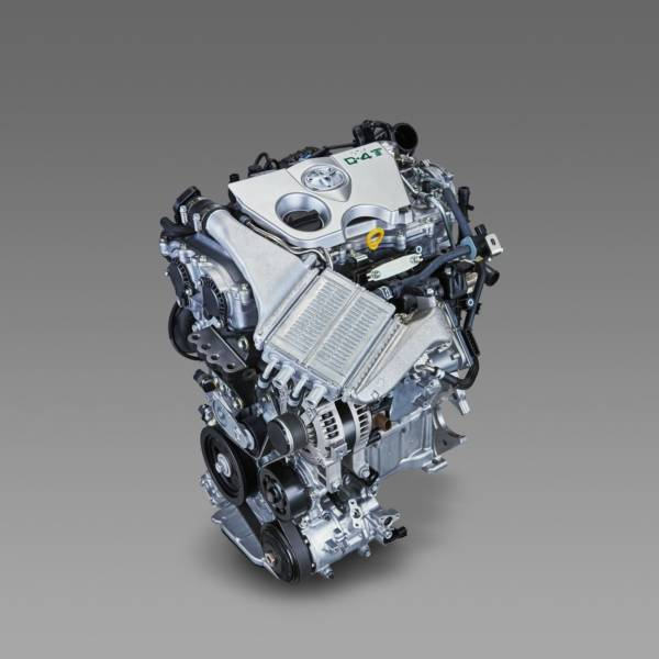 Toyota 8NR-FTS Turbo Engine