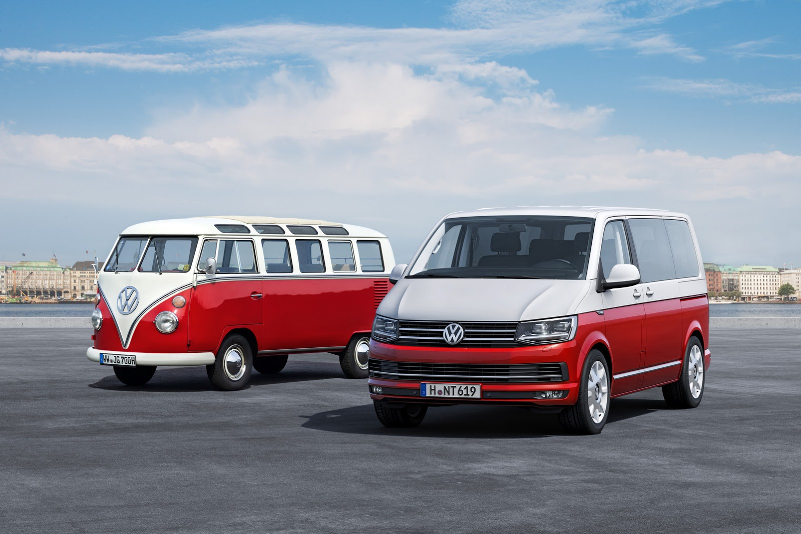 All-new VW T6 Transporter Van is NOT a spiritual successor to the