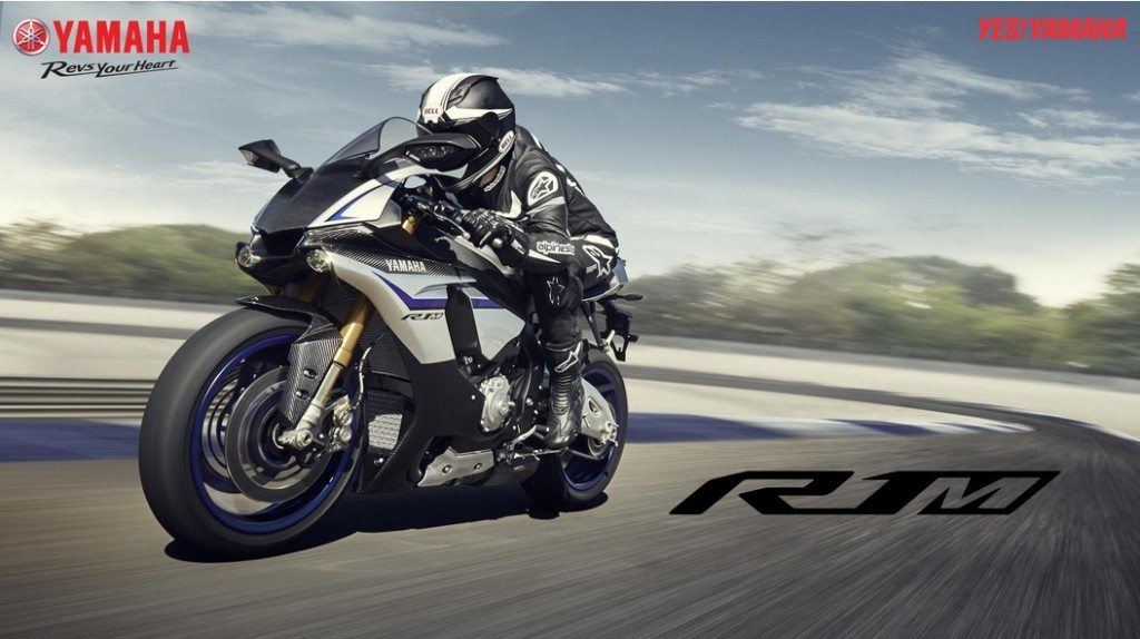 Yamaha R1M - India launch