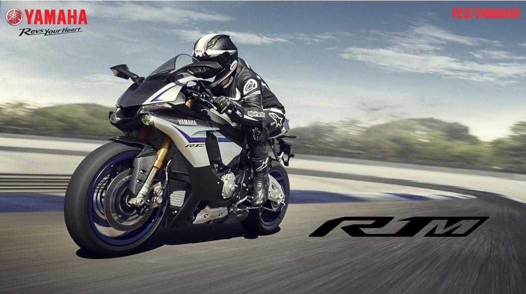 Yamaha R1M - India launch