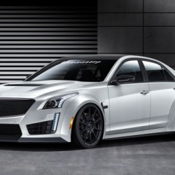 New Hennessey-modded Cadillac CTS-V will reportedly be the fastest four-door saloon in the world