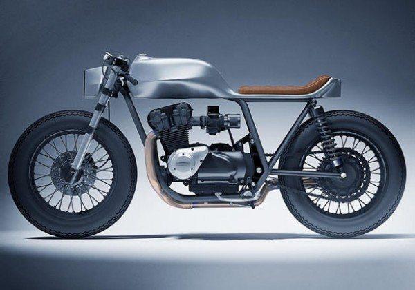 Honda CB1100 Concept by Dimitri Bez (1)