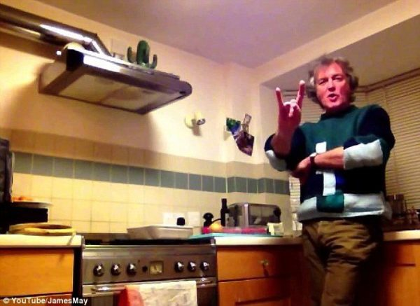 Jobless James May is now a YouTuber