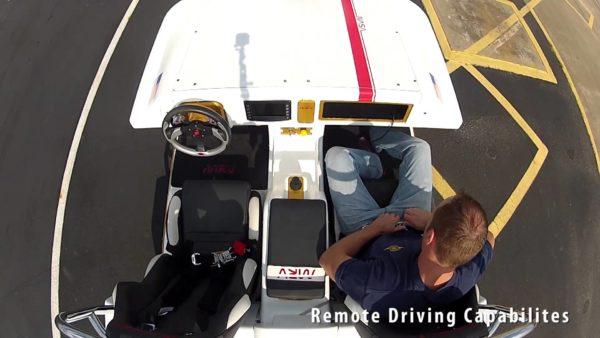 NASA modular robotic vehicle