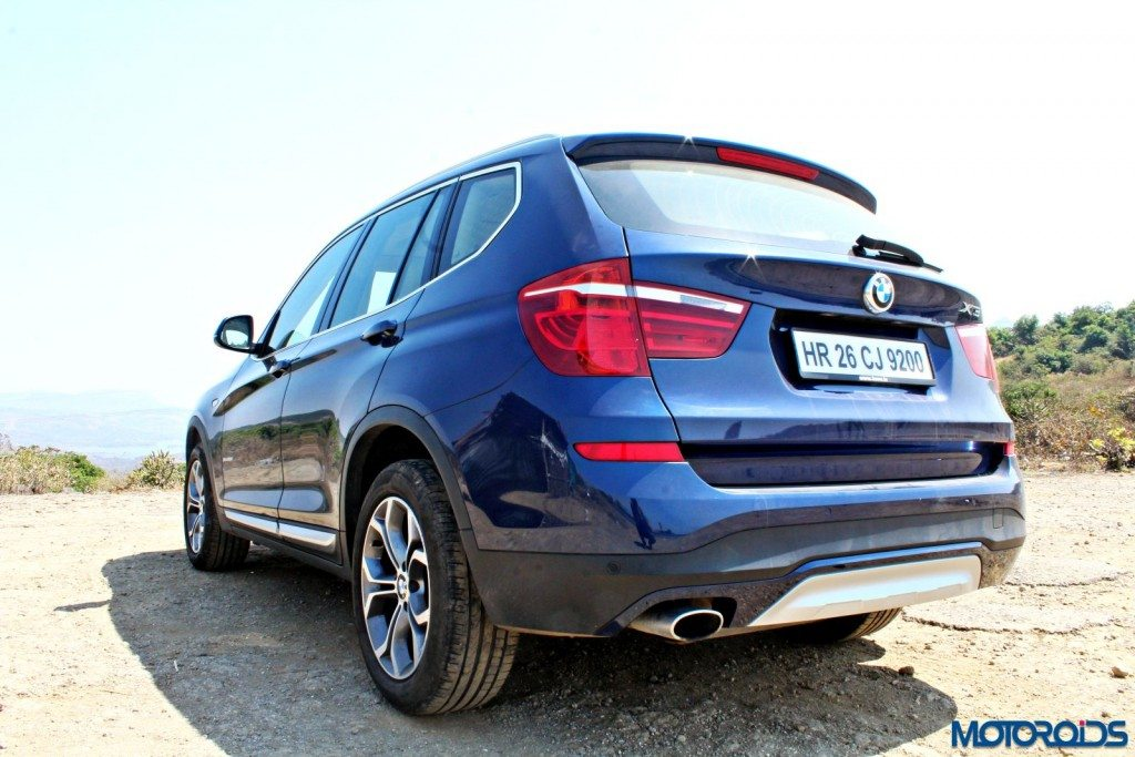 new 2014 BMW X3 facelift (1)
