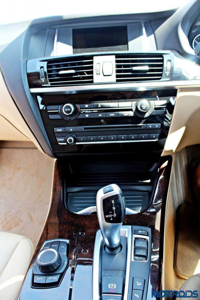 new 2015 BMW X3 interior (3)