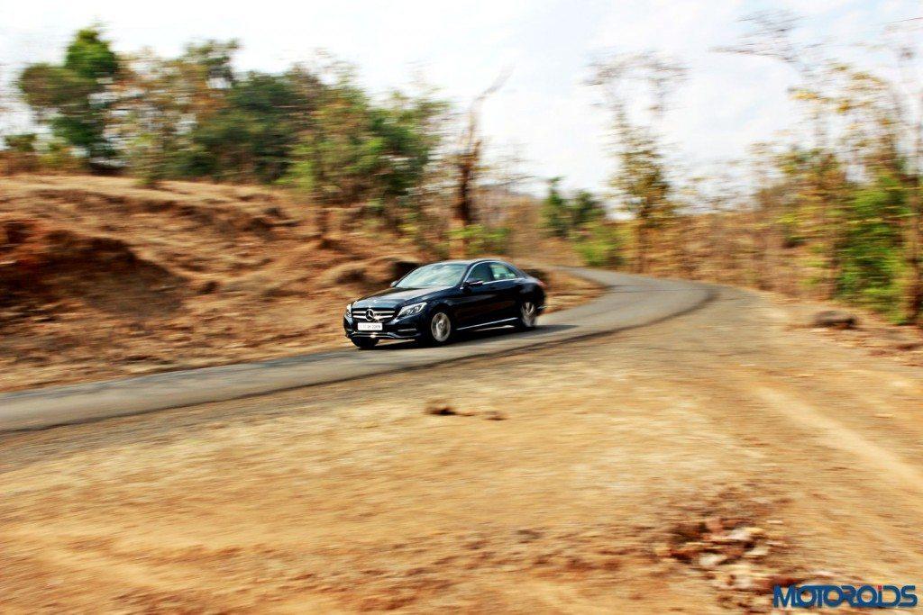 new 2015 Mercedes C Class action (4)