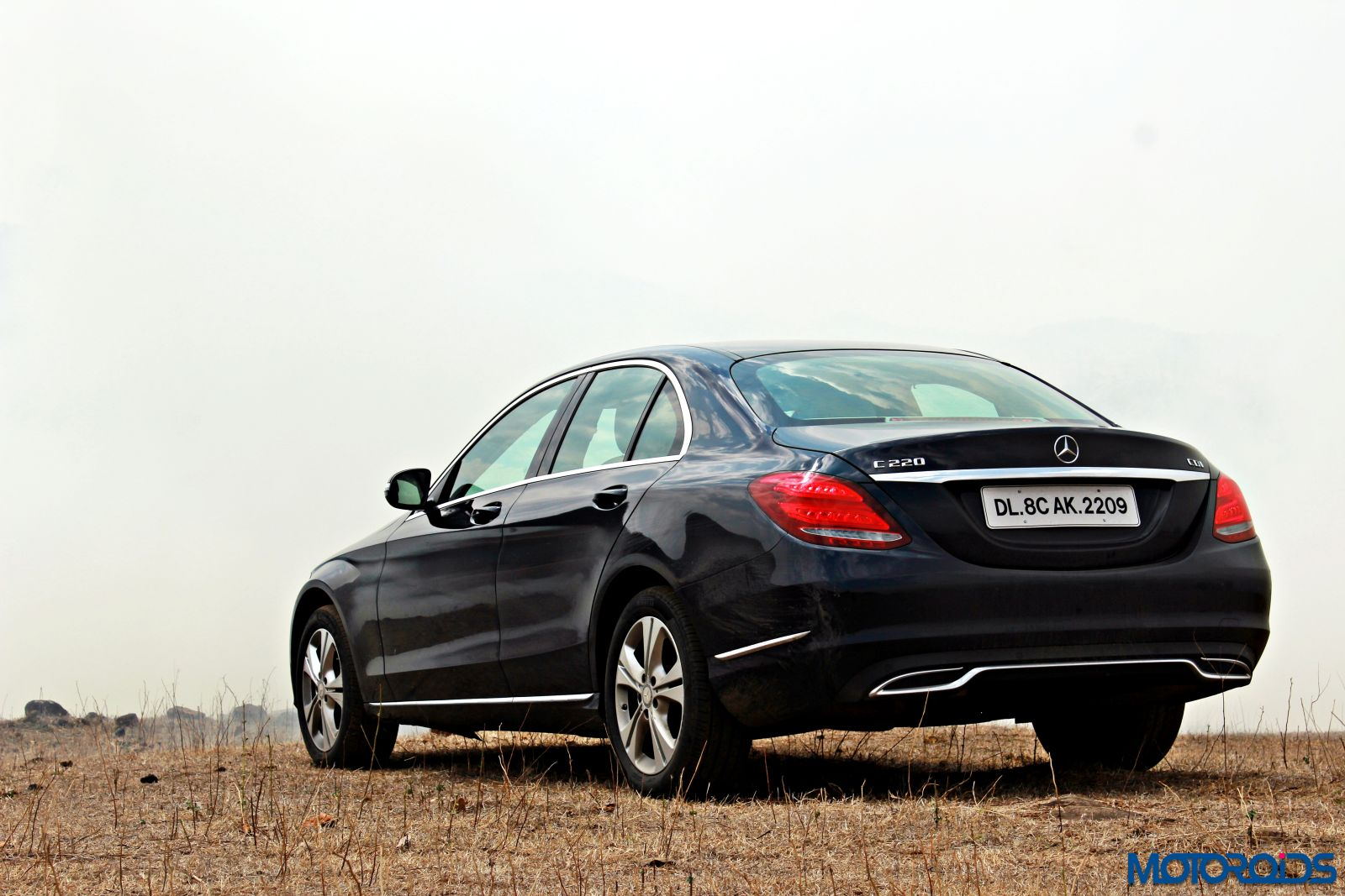 Mercedes benz india launches locally assembled 2015 c220 for Mercedes benz c class price in india