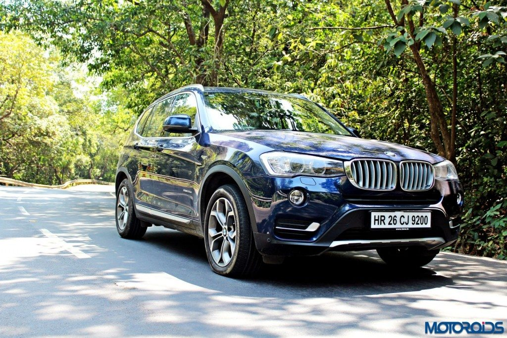 new BMW X3 facelift 2015 (1)