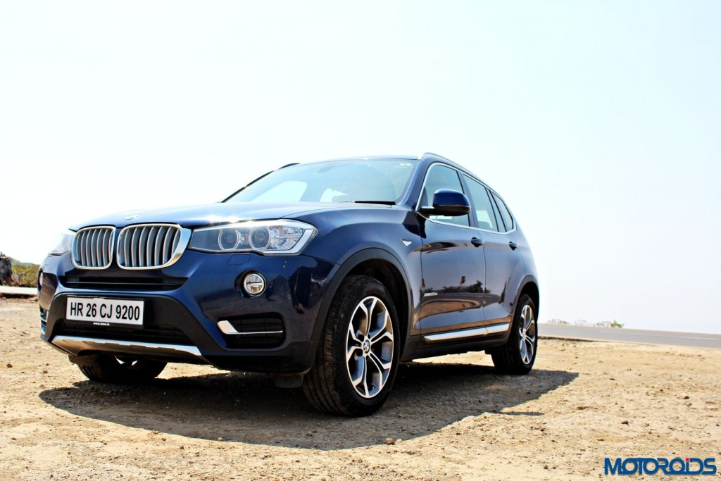 new bmw x3 xdrive 20d facelift review active change motoroids. Black Bedroom Furniture Sets. Home Design Ideas