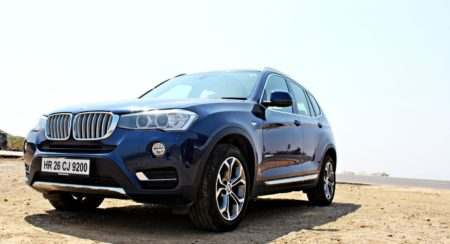 New BMW X3 xDrive 20d Facelift Review: Active Change