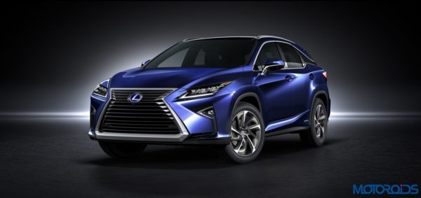 new Lexus RX New York Auto Show 2015 (8)