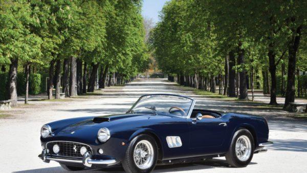 Ferrari 250 GT SWB California Spider (1)