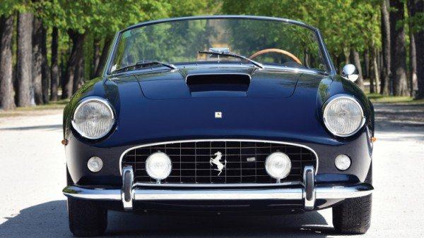 1961 Ferrari 250 GT SWB California Spider (2)
