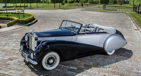 1952 Rolls-Royce Dawn