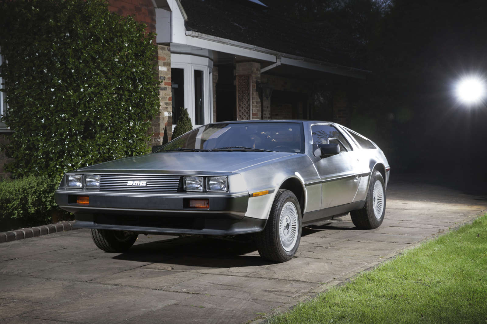 unregistered 1981 delorean with just 24 delivery miles comes to auction motoroids. Black Bedroom Furniture Sets. Home Design Ideas