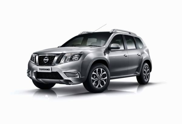 1_Nissan Terrano Groove_Front 3-4th