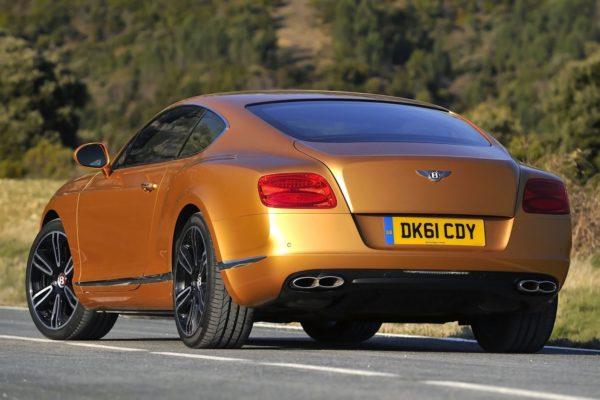 2015 Bentley Continental GT V8 Satin