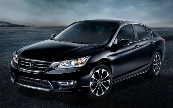 2015 Honda Accord (1)