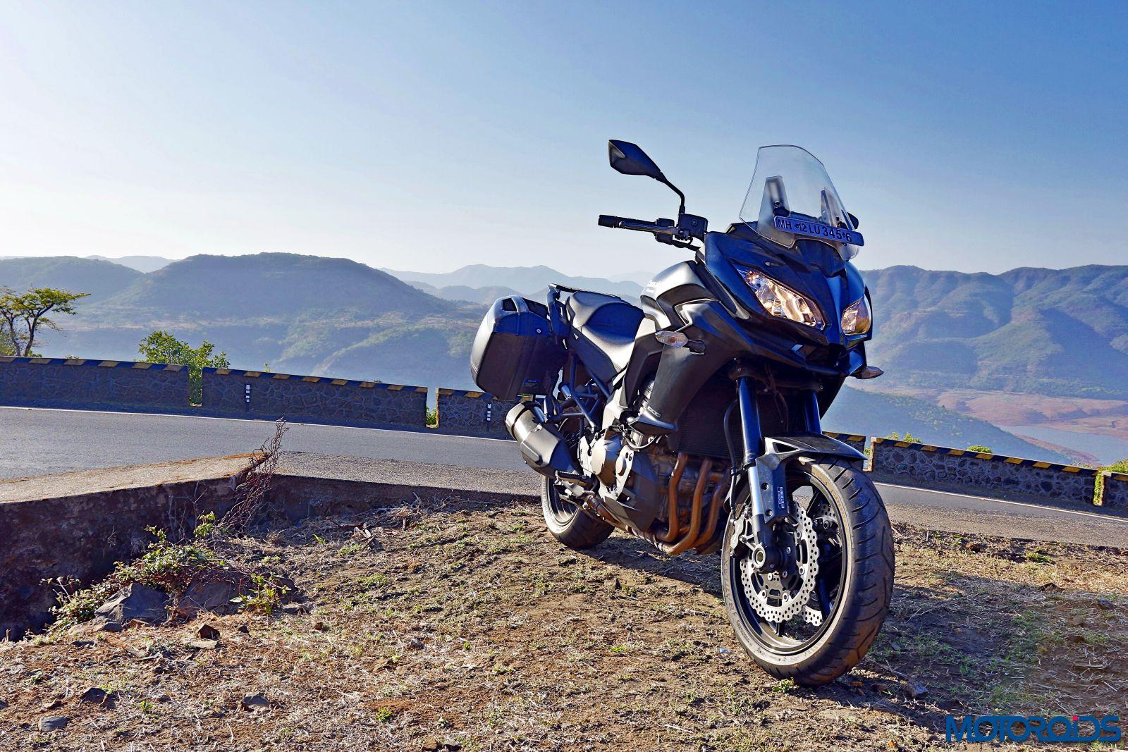 2015 Kawasaki Versys 1000 (1)