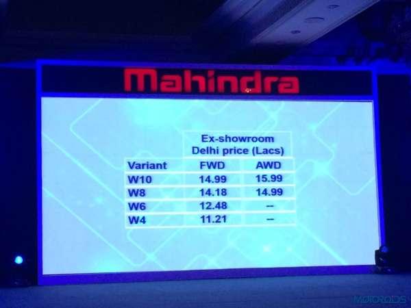 2015 New Age Mahindra XUV500 (6)