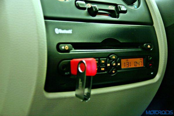 2015 Tata Nano GenX AmphiStream Music System (1)