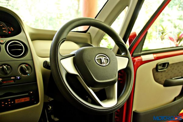 2015 Tata Nano GenX Steering Wheel (5)