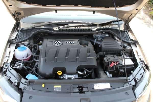2015 Volkswagen Vento 1.5 TDI engine