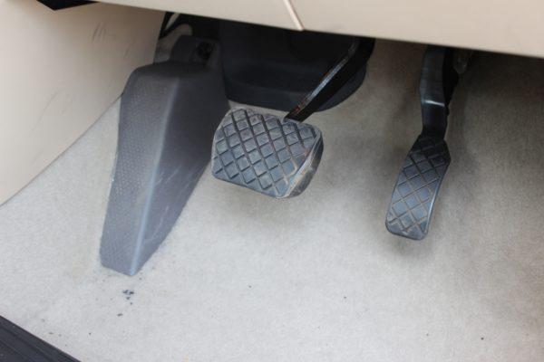2015 Volkswagen Vento Dead Pedal