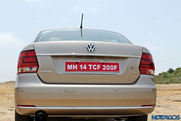 2015 Volkswagen Vento Rear view(26)