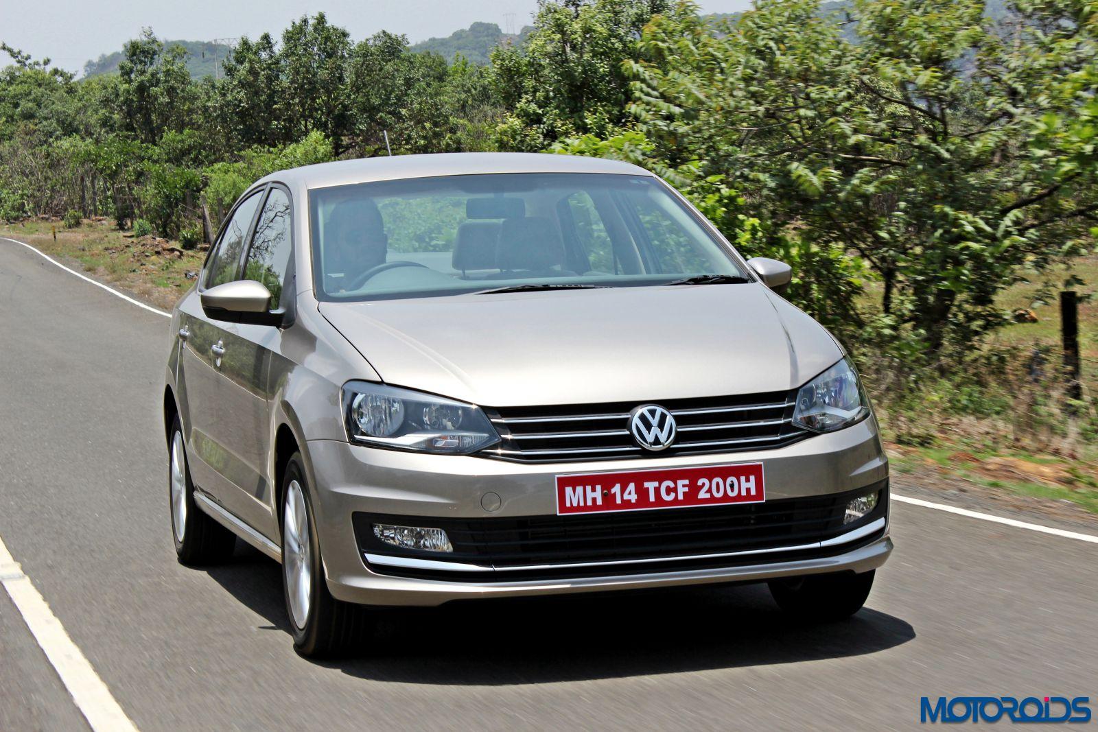 New 2015 Volkswagen Vento 1 5 Diesel Facelift Review Rehashed Refinement Motoroids