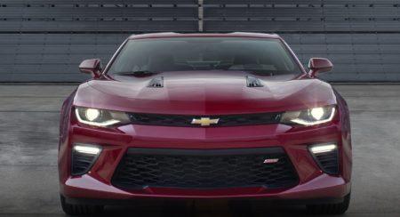 2016 Chevrolet Camaro (6)