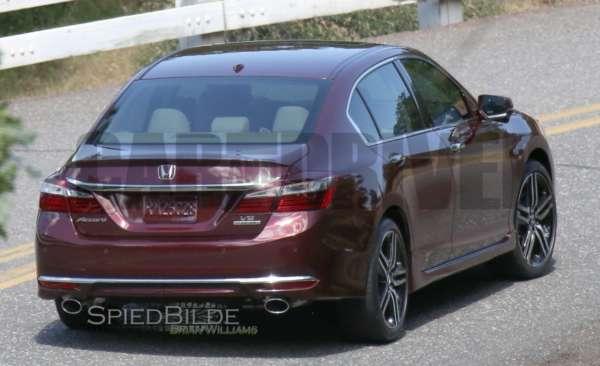 2016 Honda Accord Spied (2)
