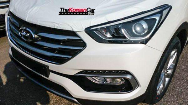 2016 Hyundai Santa Fe leaked images (2)