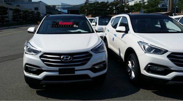 2016 Hyundai Santa Fe leaked images (3)