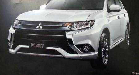 2016 Mitsubishi Outlander facelift brochure (1)