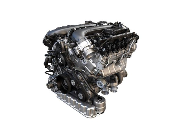 VW new 6.0L, W12 TSI engine (1)