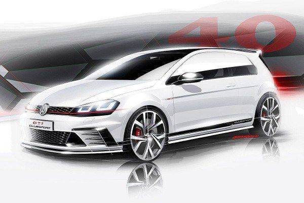 VW Golf GTi Clubsport (2)