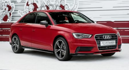Audi A1,A3 and Q3 Style Packages unveiled at Wörthersee