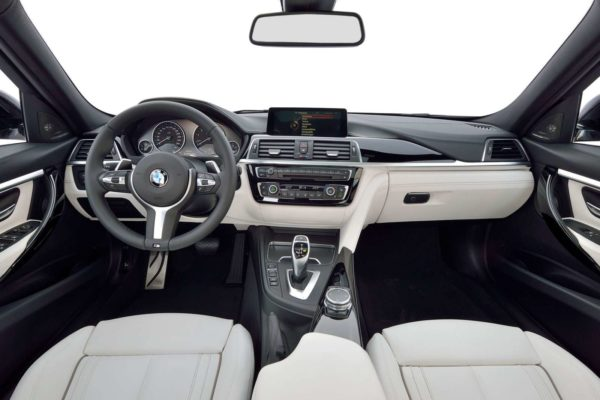 BMW 3 Series facelift (2)