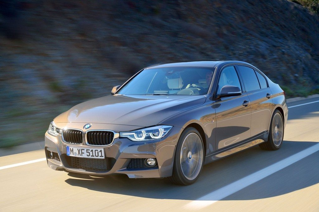 BMW 3 Series facelift (3)