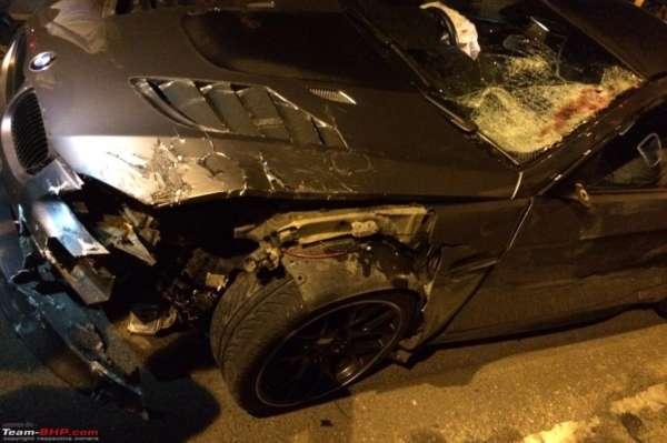 BMW M3 crash Mumbai (4)