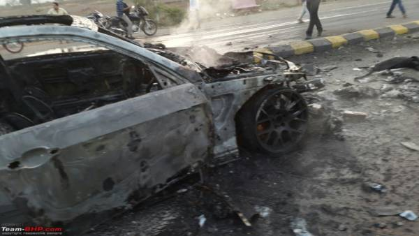BMW M3 crash Mumbai (7)