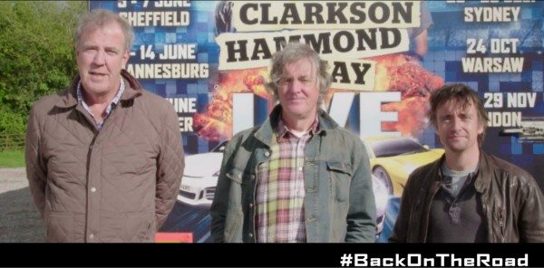 Clarkson Hammond and May Live - 1