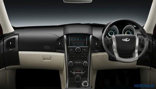 Dual-tone Dashboard