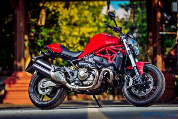 Ducati Monster 821 Review (41)